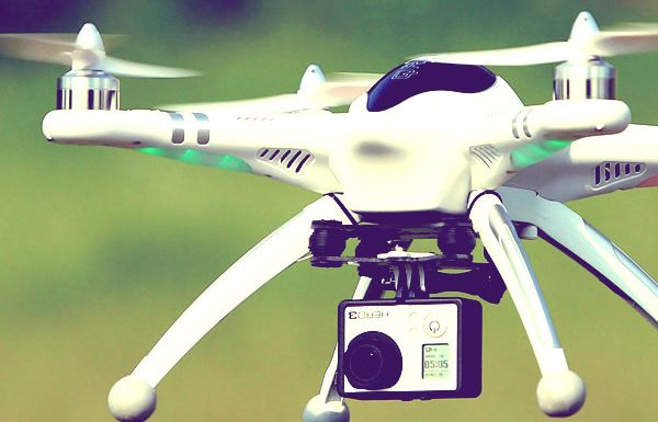 Aerial Filming & Photography