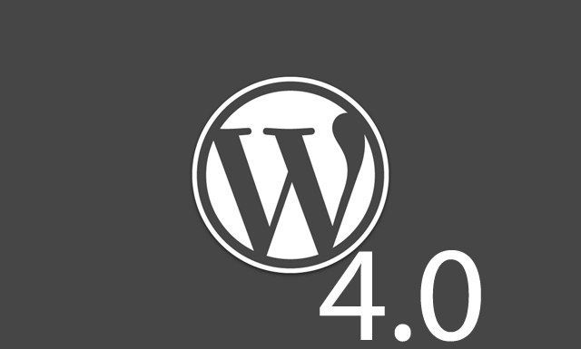 "WordPress 4.0 ""Benny"" released"
