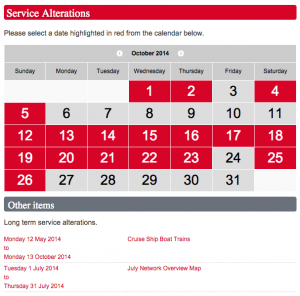 Abellio Greater Anglia mistake