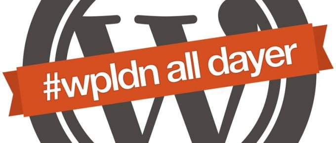 WPLDN All Dayer – Contributing back to WordPress